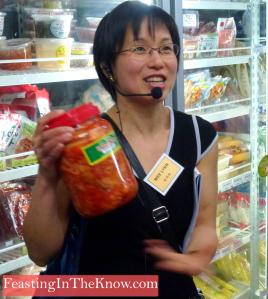 Kimchi lecture